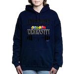 Bodybuilding Intensity B Women's Hooded Sweatshirt