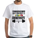 Bodybuilding Intensity Buil Men's Classic T-Shirts
