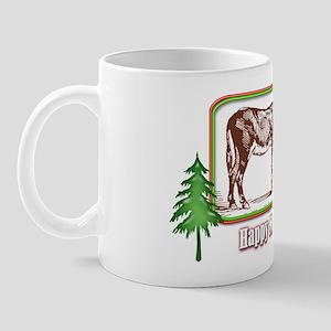Happy Mule, Tied... Mug