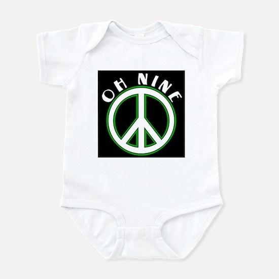 Peace 2009 Infant Bodysuit