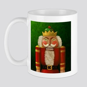 Christmas Nutracker Mug