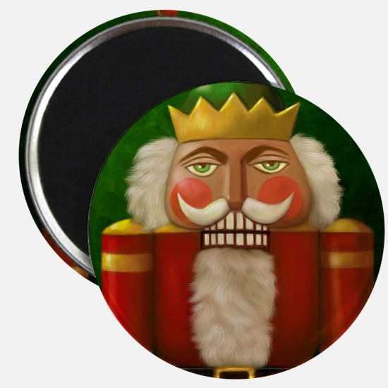 Christmas Nutracker Magnet