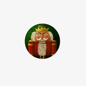 Christmas Nutracker Mini Button