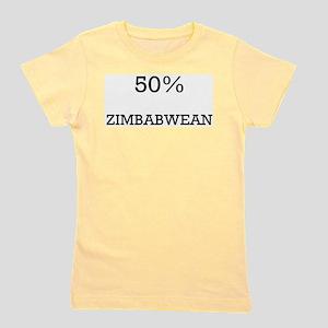 50% Zimbabwean T-Shirt