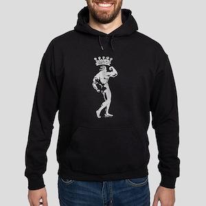 KING OF BODYBUILDING Hoodie (dark)