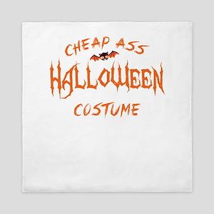 Cheap Halloween Costume Queen Duvet