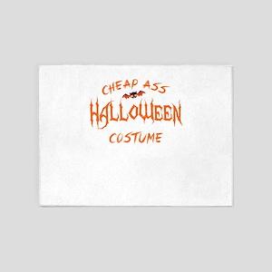 Cheap Halloween Costume 5'x7'Area Rug