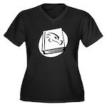 Istaria Publishing Logo Women's Plus Size V-Neck D