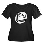 Istaria Publishing Logo Women's Plus Size Scoop Ne