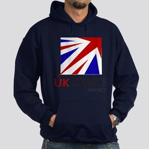 UK Space Agency Hoodie (dark)