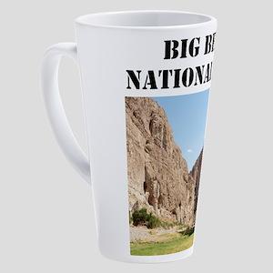 Big Bend National Park Boquillas Canyon 17 oz Latt