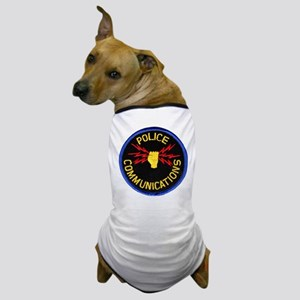 Police Communications Dog T-Shirt