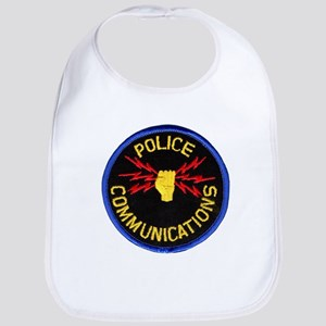 Police Communications Bib