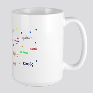 Coffee Around the World Mug
