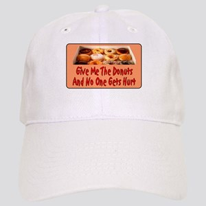 Give Me The Donuts Cap