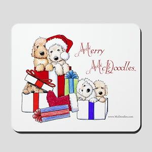 Merry McDoodles Mousepad
