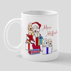 Merry McDoodles Mug