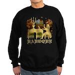 Baroque Harpsichord Sweatshirt (dark)