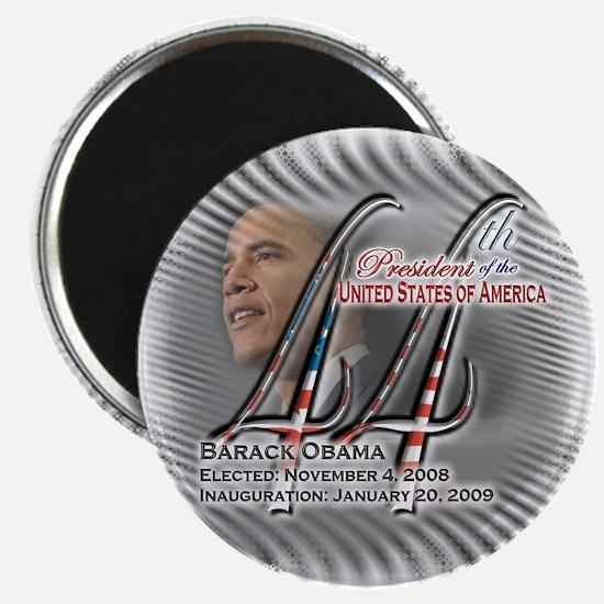 44th President - Magnet