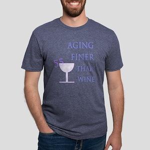 55th Birthday Aging Like Wine T-Shirt