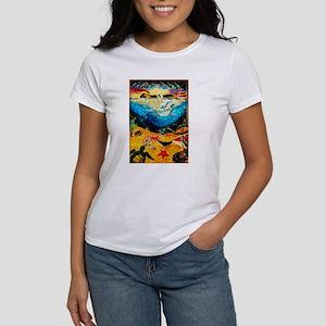 Hawaii Undersea Art - Women's T-Shirt