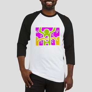Keith Haring Holes Baseball Jersey