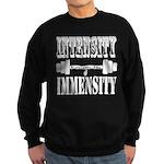 Bodybuilding Intensity Builds Im Sweatshirt (dark)