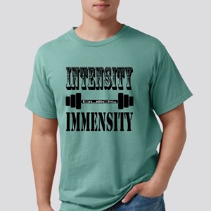 Bodybuilding Intensity Mens Comfort Colors® Shirt