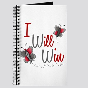 I Will Win 1 Butterfly 2 GREY Journal