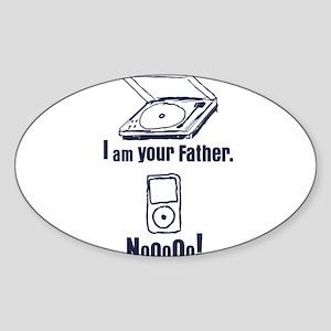 Father Wars Sticker