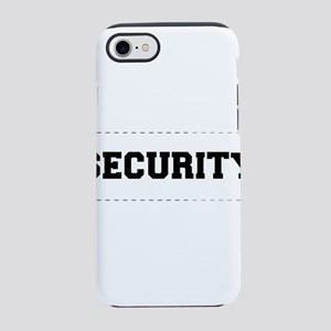 Security Mugs Drinkware iPhone 8/7 Tough Case