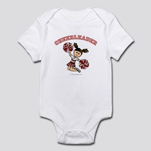 Cheerleader Infant Bodysuit