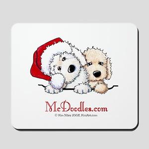 McD Holiday Pocket Duo II Mousepad
