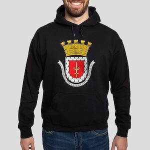 Carolina Coat of Arms Hoodie (dark)
