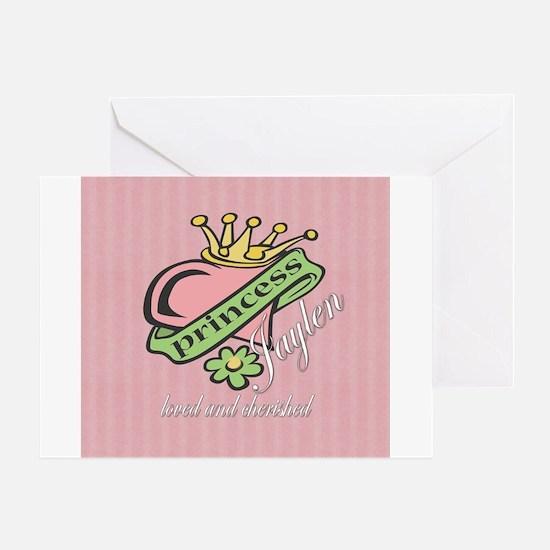 Cherished Daughter Greeting Card