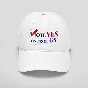 Vote YES on Prop 65 Cap