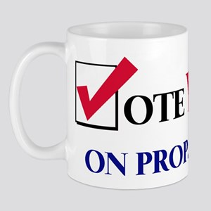 Vote YES on Prop 65 Mug