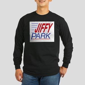 JIFFY PARK Long Sleeve Dark T-Shirt