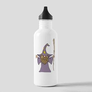 Wizard Cartoon Stainless Water Bottle 1.0L