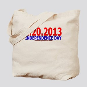 New Independence Day Tote Bag