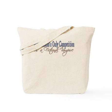 Husband's Twilight Competitio Tote Bag