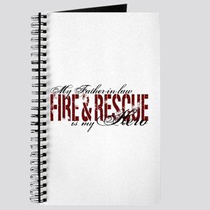Father-in-law My Hero - Fire & Rescue Journal