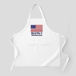 World War II Veteran BBQ Apron