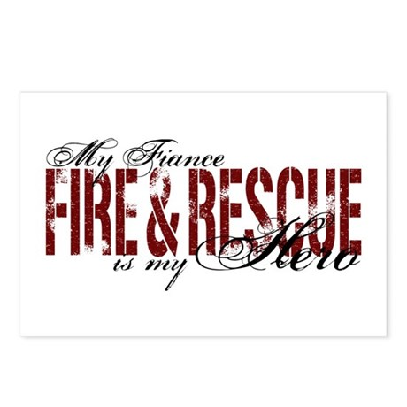 Fiance My Hero - Fire & Rescue Postcards (Package