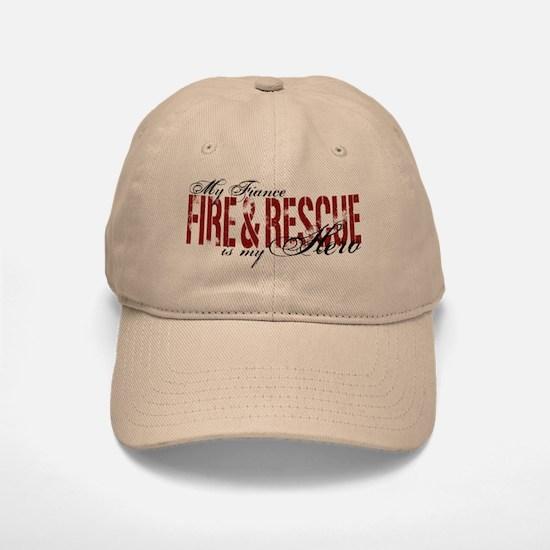 Fiance My Hero - Fire & Rescue Baseball Baseball Cap