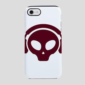 alien, dj iPhone 8/7 Tough Case