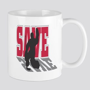 Hockey Goalie: Save Mug