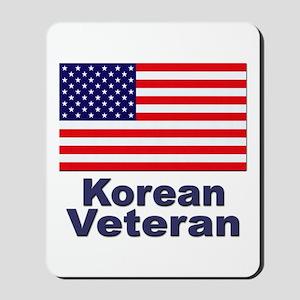 Korean Veteran Mousepad