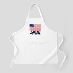 Korean Veteran Apron