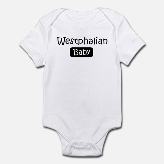 Westphalian baby Infant Bodysuit